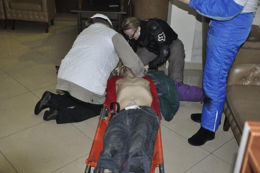 У Львові не можуть підрахувати, скільки медиків приїжджали на Євромайдан (ФОТО), фото-11