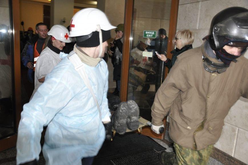 У Львові не можуть підрахувати, скільки медиків приїжджали на Євромайдан (ФОТО), фото-9