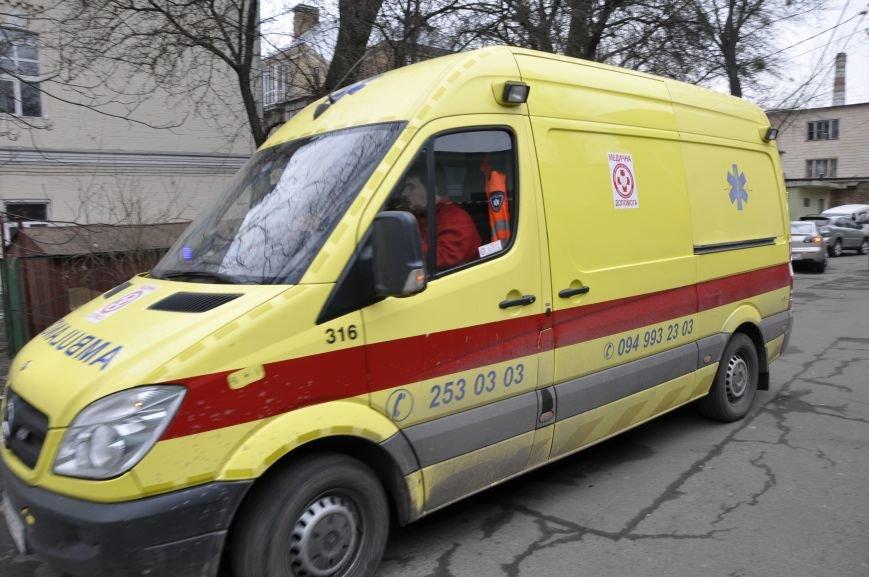 У Львові не можуть підрахувати, скільки медиків приїжджали на Євромайдан (ФОТО), фото-1