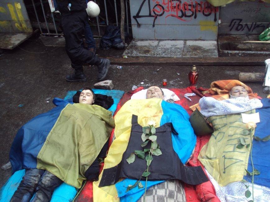 У Львові не можуть підрахувати, скільки медиків приїжджали на Євромайдан (ФОТО), фото-6