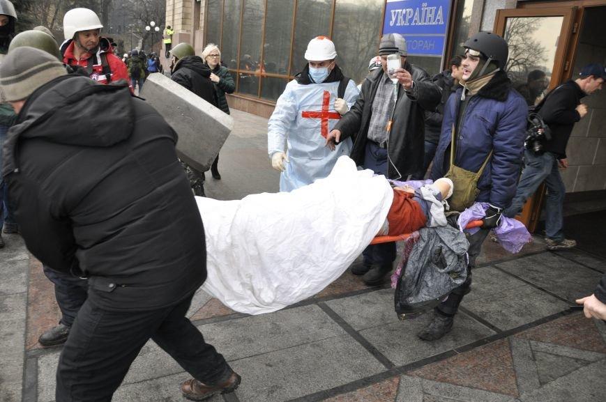 У Львові не можуть підрахувати, скільки медиків приїжджали на Євромайдан (ФОТО), фото-3