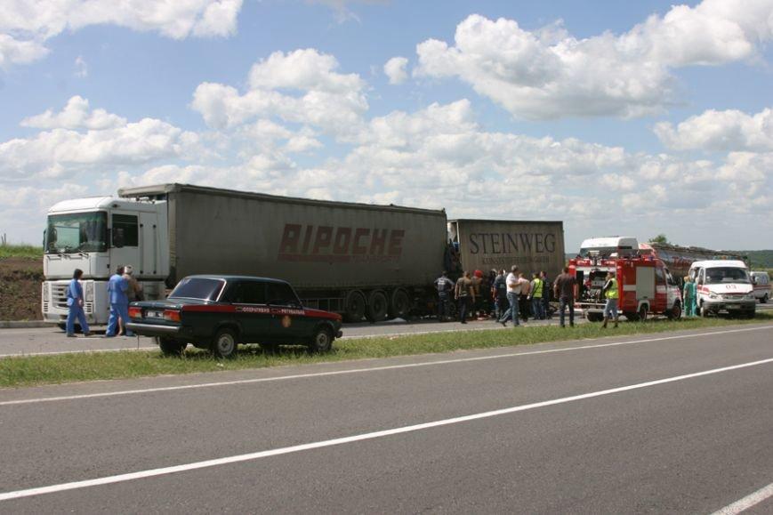 На злосчастной трассе в Полтавской области снова погиб человек (фото и видео), фото-4