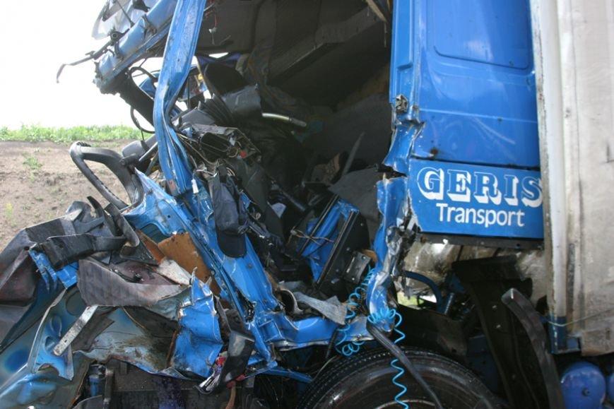 На злосчастной трассе в Полтавской области снова погиб человек (фото и видео), фото-3
