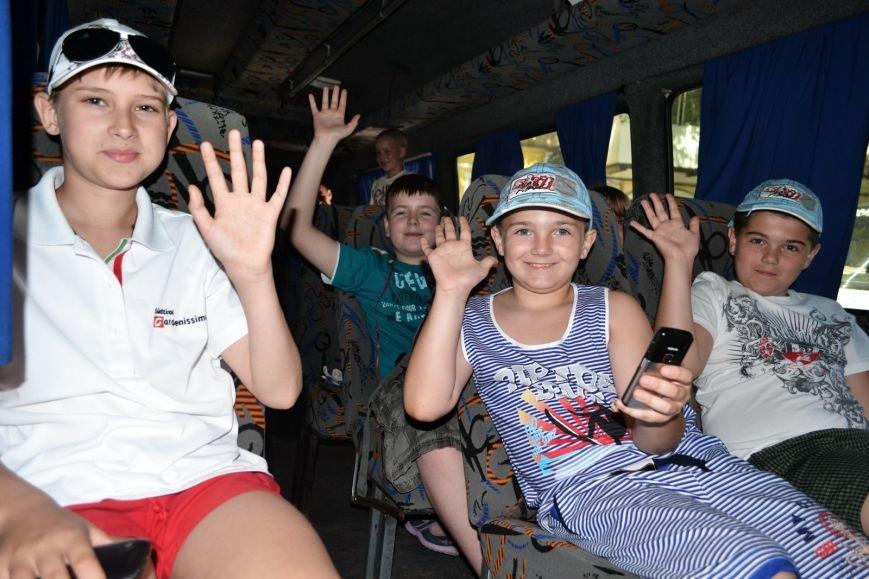Дети крымчан отдыхают в одесской Затоке (ФОТО), фото-3