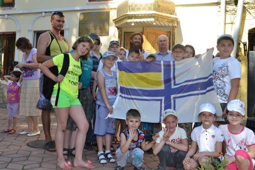 Дети крымчан отдыхают в одесской Затоке (ФОТО), фото-4