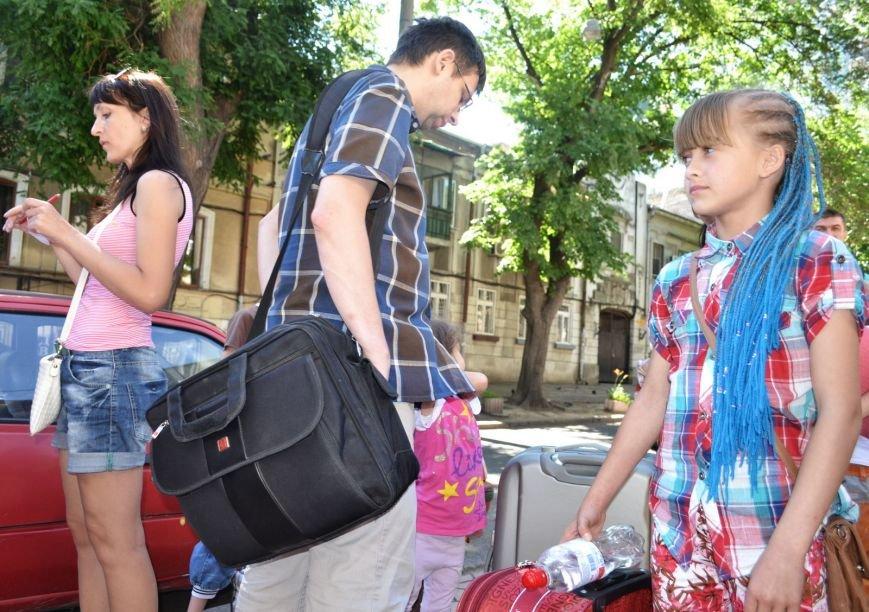 Дети крымчан отдыхают в одесской Затоке (ФОТО), фото-5