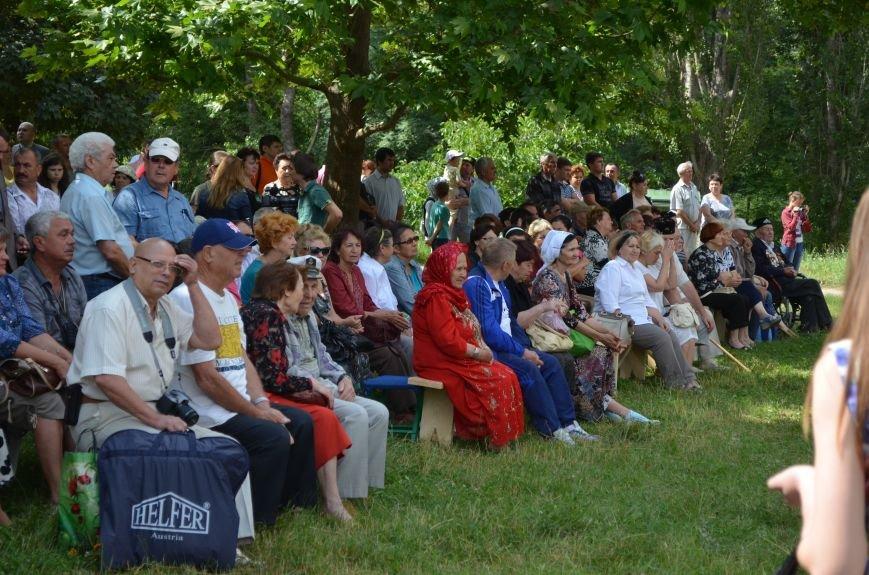 Симферопольцы собрались на Сабантуй (ФОТО), фото-1