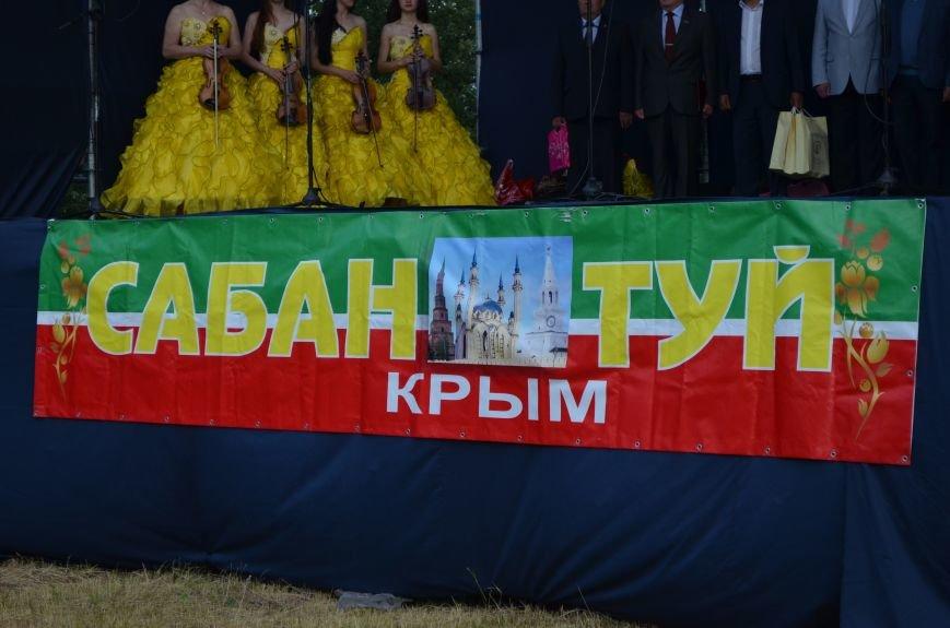 Симферопольцы собрались на Сабантуй (ФОТО), фото-3