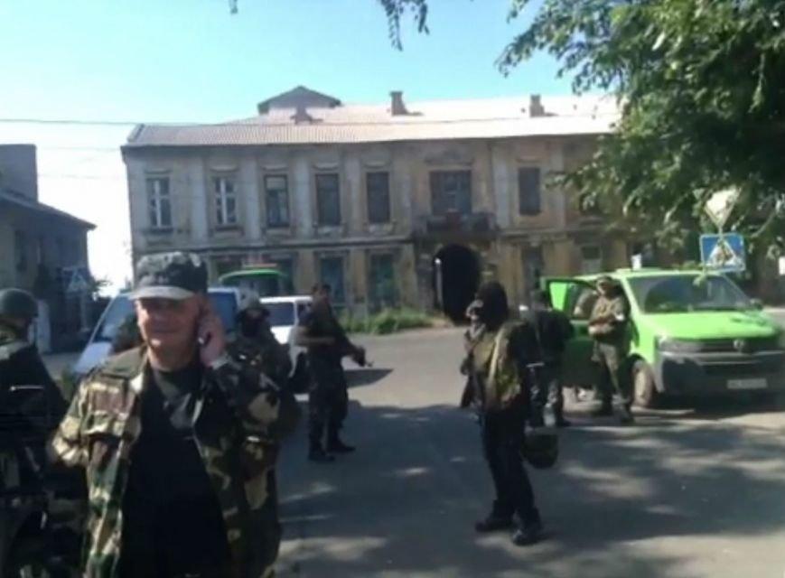 В Мариуполе в ходе АТО ранены 4 бойца украинской армии (ФОТО+ВИДЕО), фото-5