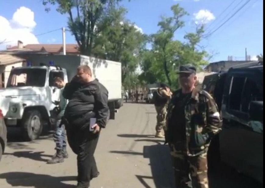 В Мариуполе в ходе АТО ранены 4 бойца украинской армии (ФОТО+ВИДЕО), фото-6