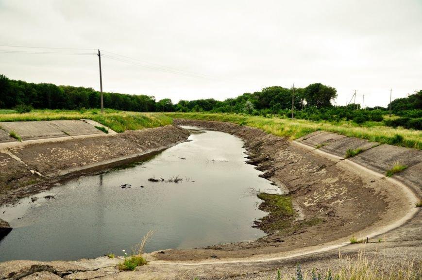В связи с остановкой Канала в дневное время вода в Артемовске будет не выше второго этажа, фото-3