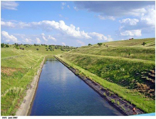 В связи с остановкой Канала в дневное время вода в Артемовске будет не выше второго этажа, фото-2