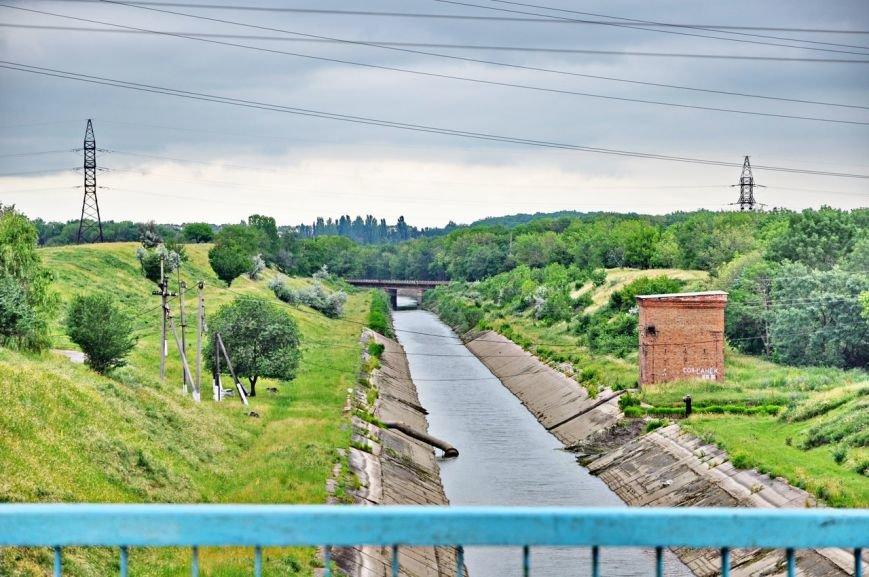 В связи с остановкой Канала в дневное время вода в Артемовске будет не выше второго этажа, фото-4