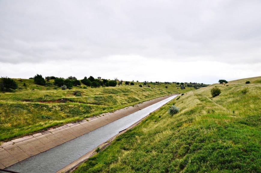 В связи с остановкой Канала в дневное время вода в Артемовске будет не выше второго этажа, фото-7