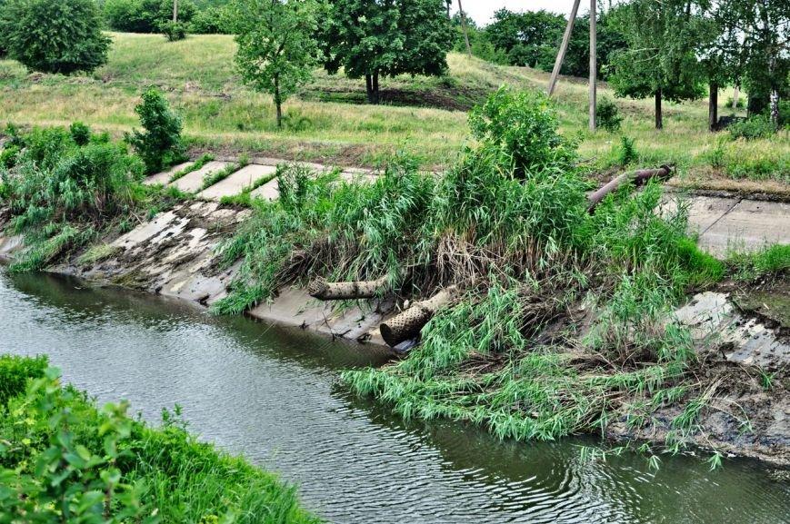 В связи с остановкой Канала в дневное время вода в Артемовске будет не выше второго этажа, фото-10
