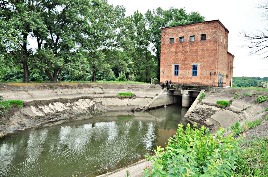 В связи с остановкой Канала в дневное время вода в Артемовске будет не выше второго этажа, фото-5