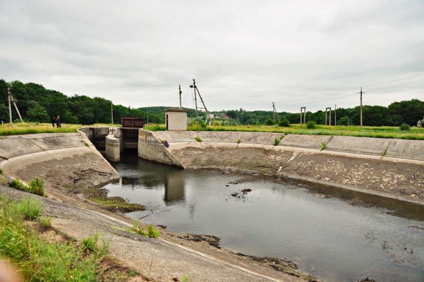 В связи с остановкой Канала в дневное время вода в Артемовске будет не выше второго этажа, фото-8
