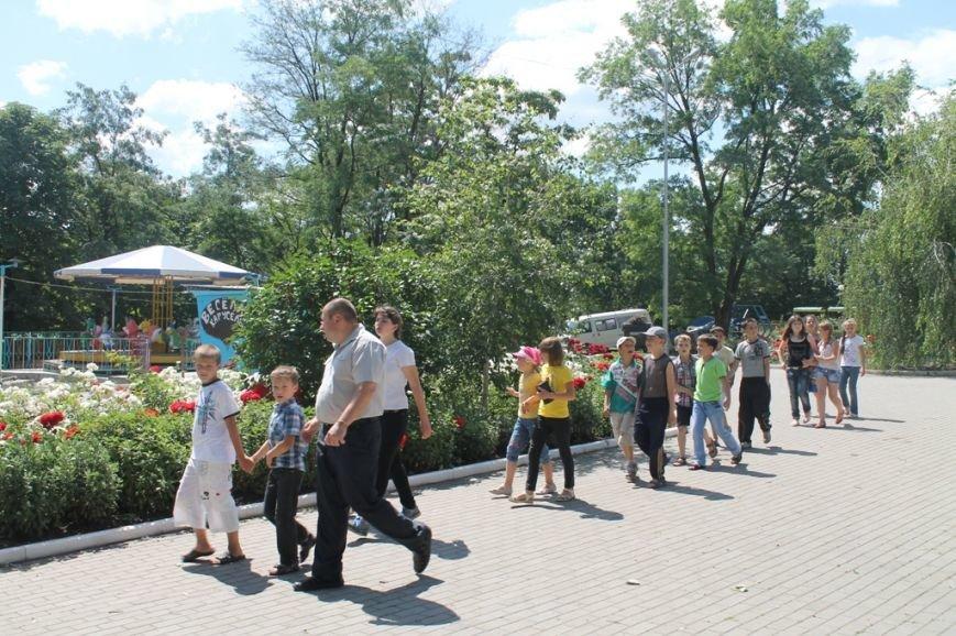 Перспективы Артемовского парка культуры и отдыха: создание творческой атмосферы для привлечения и воспитания детей, фото-1
