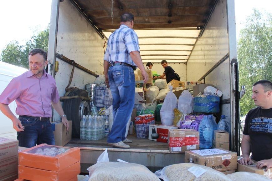 Криворожане передали солдатам АТО 10 тонн продуктов (ФОТО, ВИДЕО), фото-2