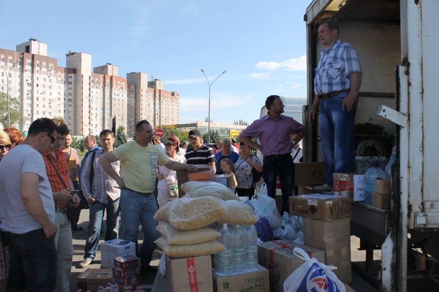 Криворожане передали солдатам АТО 10 тонн продуктов (ФОТО, ВИДЕО), фото-3