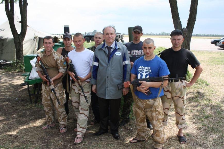 Юрий Тернавский: «Мариупольцы оказывают поддержку украинским военным», фото-1