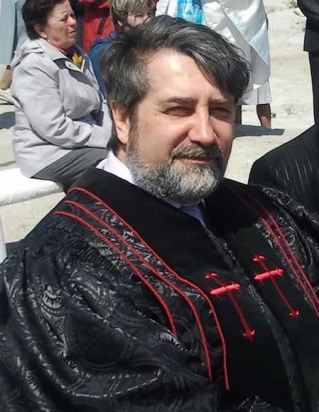 Мариупольский пастор Сергей Скоробогач погиб при взрыве автомобиля (ФОТО), фото-1