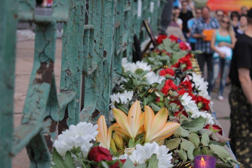 В Кривом Роге прошел молебен и митинг памяти погибших воинов  (ФОТО), фото-8