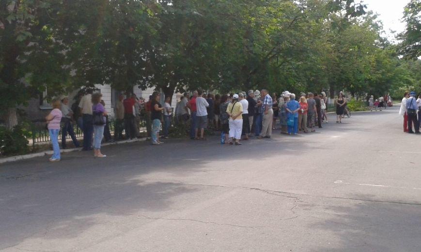 Мариупольцы скорбят по погибшим 9 мая(ФОТО), фото-3