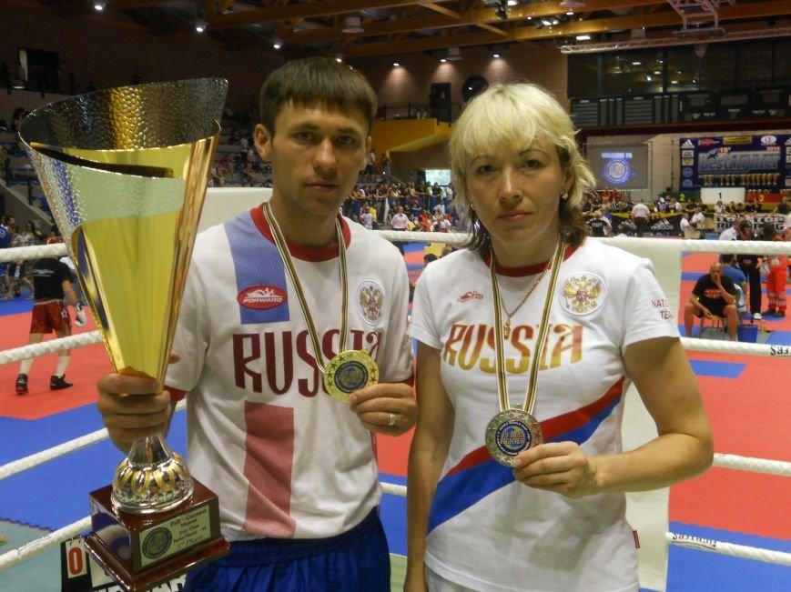 Ульяновские кикбоксеры завоевали на Кубке мира «золото», «серебро» и «бронзу», фото-5