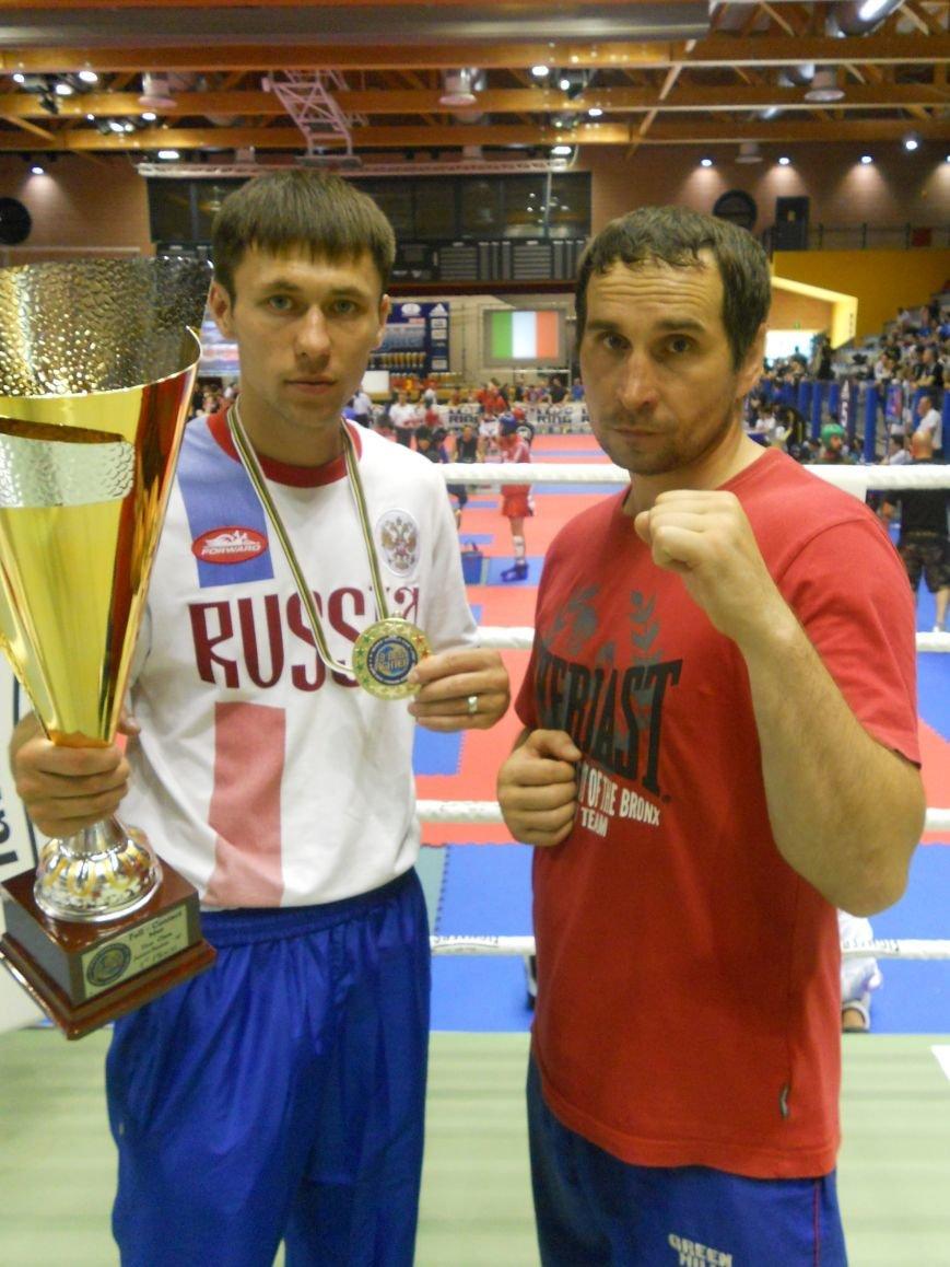 Ульяновские кикбоксеры завоевали на Кубке мира «золото», «серебро» и «бронзу», фото-6