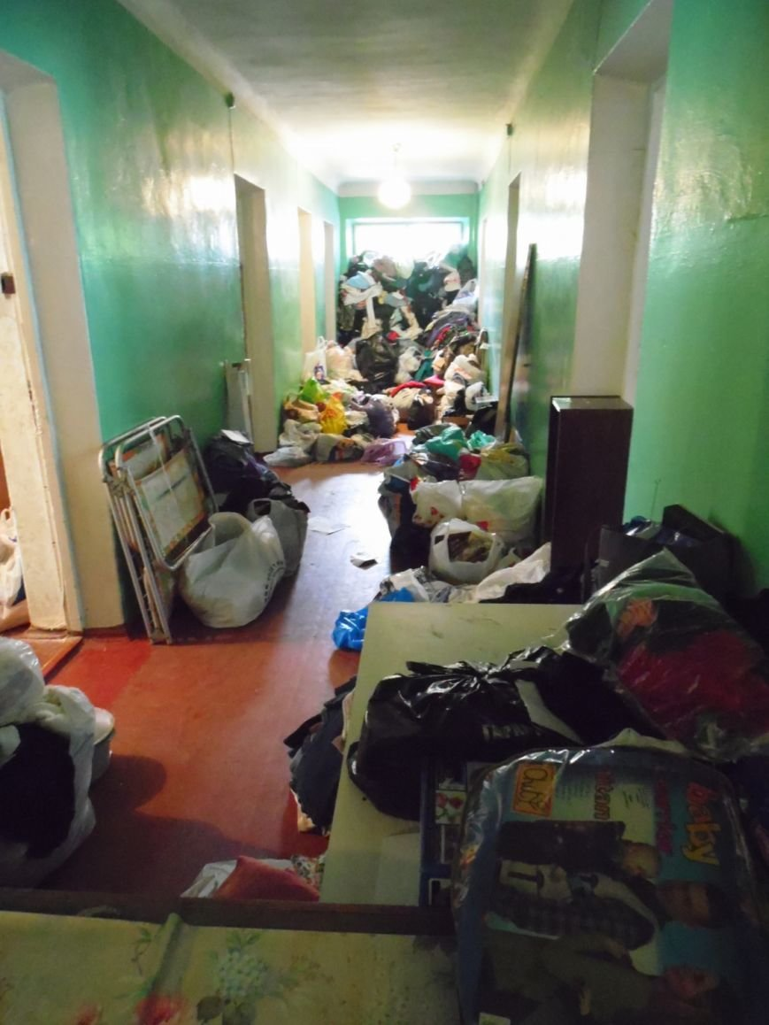 Как помогают беженцам и раненым военным из зоны АТО, которые сейчас в Днепропетровске (ФОТОРЕПОРТАЖ), фото-14