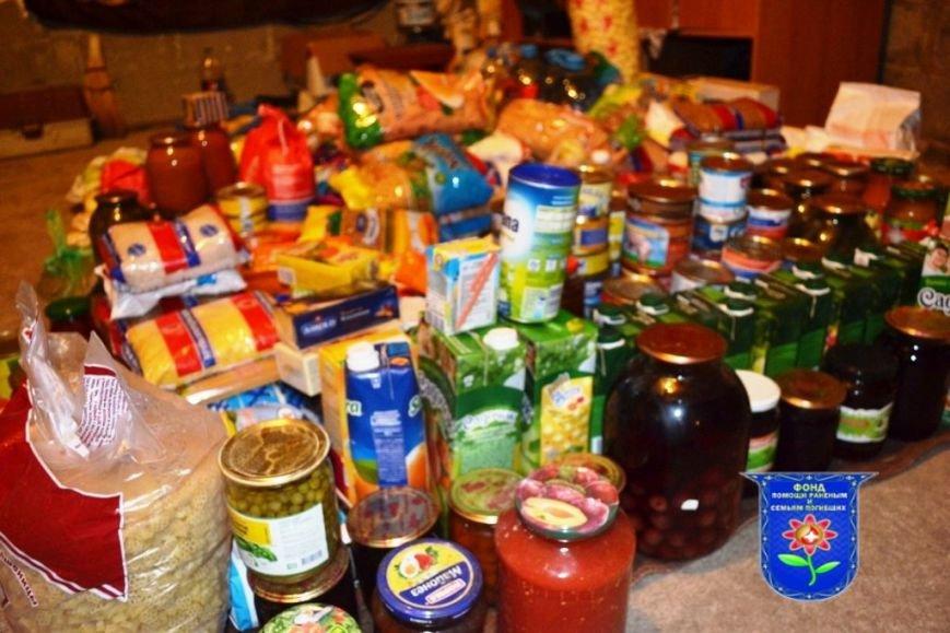 Мариупольцы собрали беженцам из Славянска два автомобиля с продуктами, одеждой и игрушками, фото-1