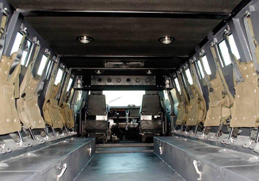 Бронированный автомобиль КрАЗ примет участие в парижской выставке, фото-2