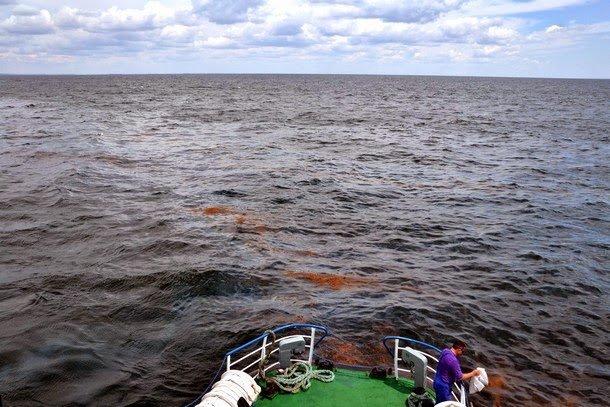 Из затонувшего под Одессой судна сочится нефть (ФОТО), фото-3