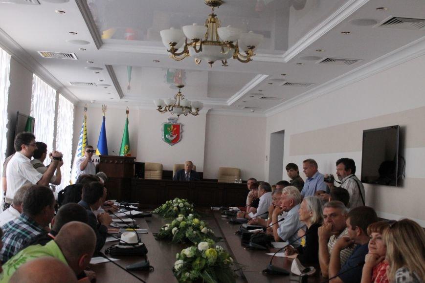 Общественные активисты Кривого Рога призвали Юрия Вилкула перейти от обращений к реальным действиям (ФОТО), фото-10