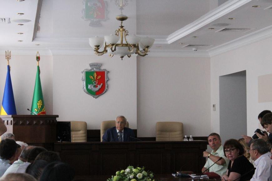 Общественные активисты Кривого Рога призвали Юрия Вилкула перейти от обращений к реальным действиям (ФОТО), фото-9