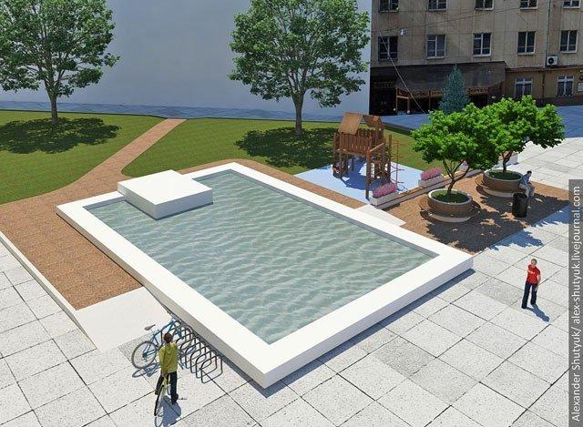 Як буде виглядати площа Митна після ревіталізації (ФОТО), фото-2