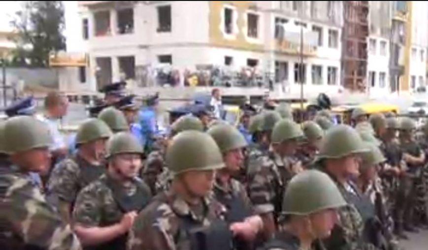Одесситы вызывают российского консула. Произошла драка (ОБНОВЛЕНО), фото-1