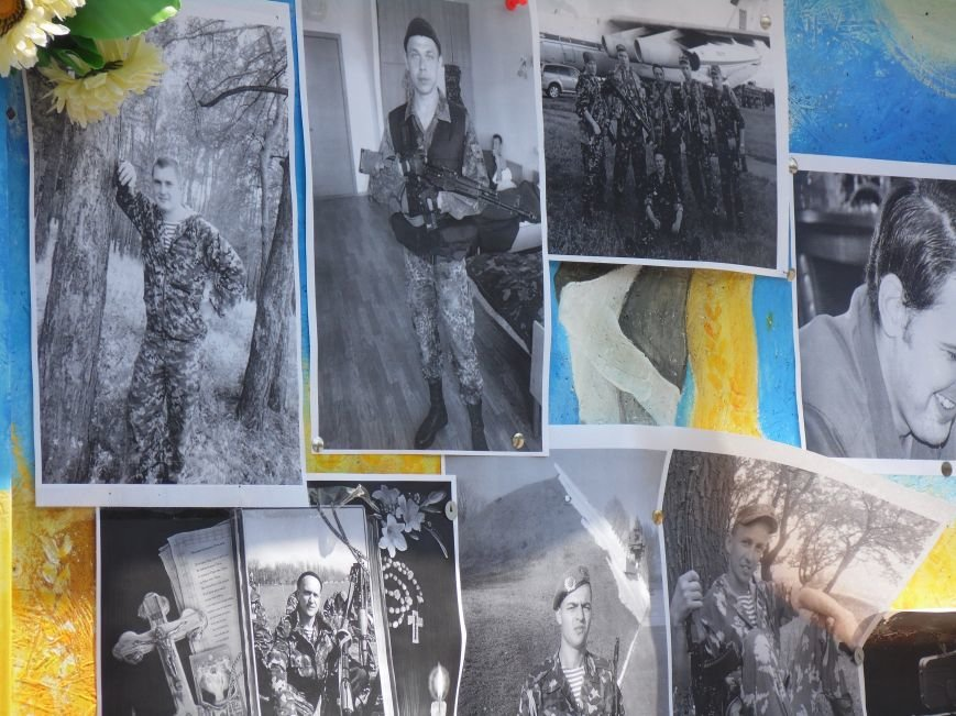 Аллея Небесной Сотни в Днепропетрвоске пополнилась новыми именами (ФОТОФАКТ), фото-20
