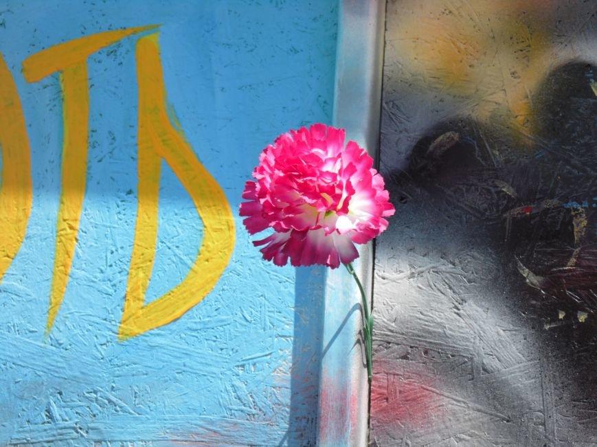 Аллея Небесной Сотни в Днепропетрвоске пополнилась новыми именами (ФОТОФАКТ), фото-12