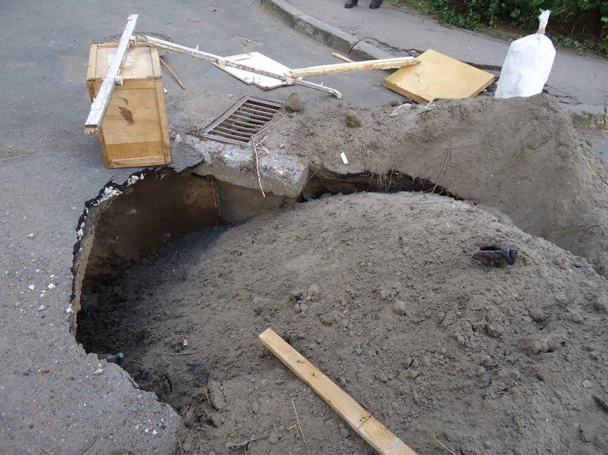 В Ульяновске устраняют последствия наводнения, фото-1