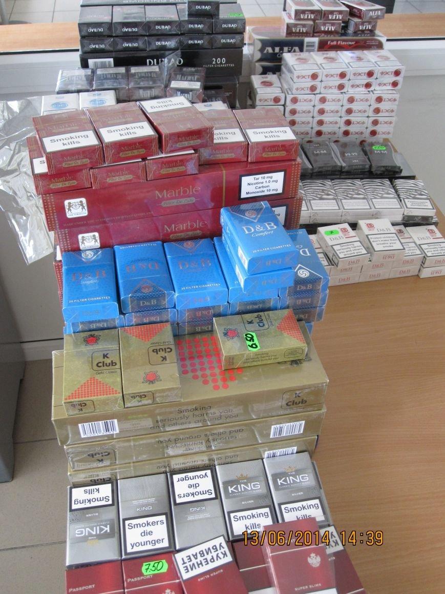 В Кременчуге и Комсомольске продавались контрабандные сигареты (ФОТО), фото-2