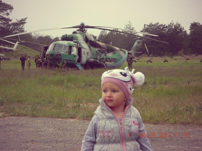 Донька загиблого львівського десантника, любила бавитися біля літаків та вертольотів (ФОТО), фото-2