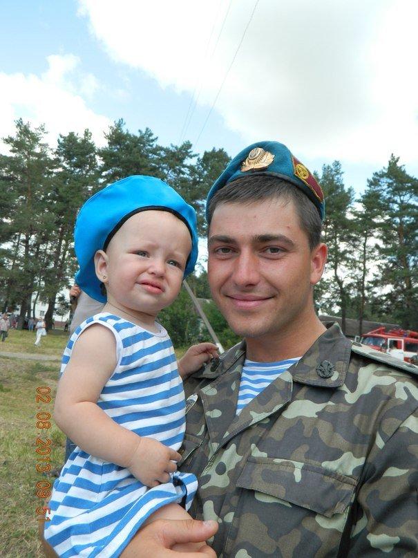 Донька загиблого львівського десантника, любила бавитися біля літаків та вертольотів (ФОТО), фото-5