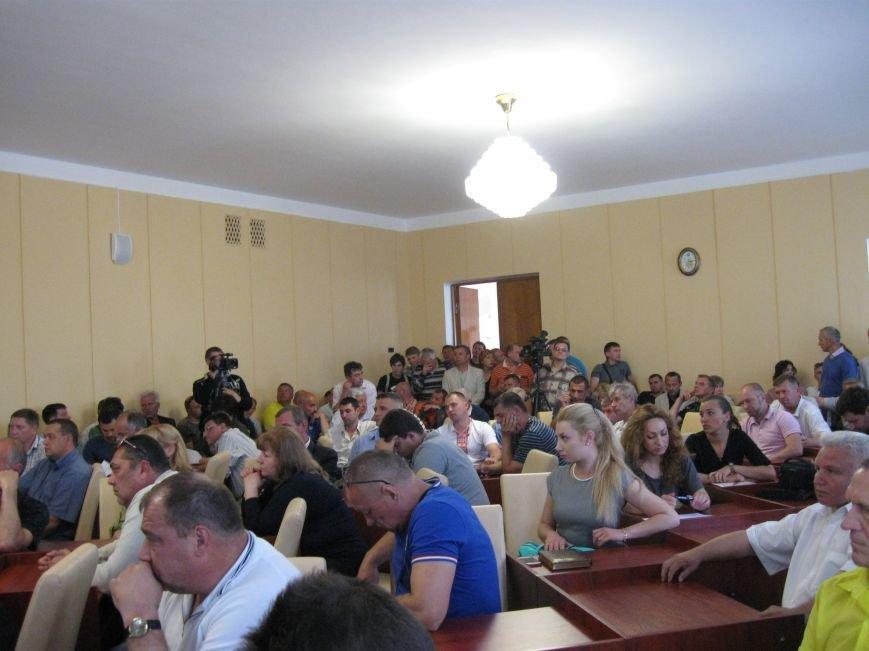 У Житомирі екс-регіонали прийшли захищати Олега Кирилюка  від його «регіональства»(ФОТО), фото-5