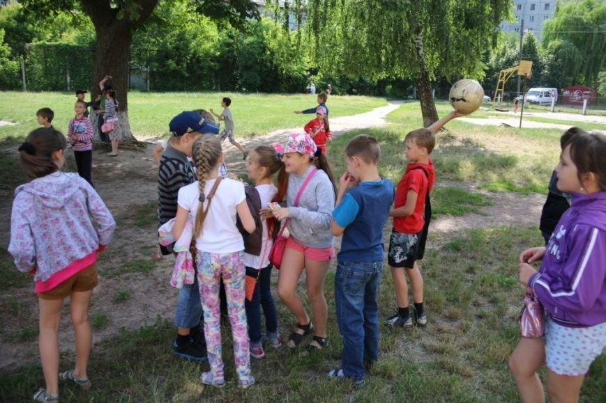 В пришкольных лагерях Чернигова проходят оздоровление 1700 детей, фото-6