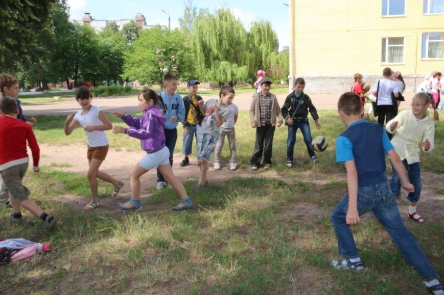 В пришкольных лагерях Чернигова проходят оздоровление 1700 детей, фото-7