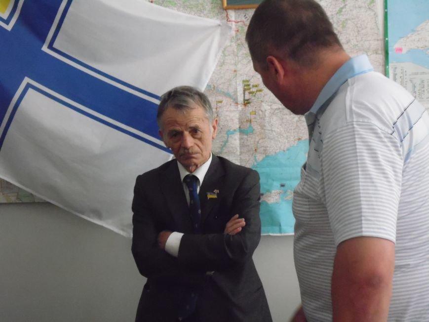 Как Мустафа Джемилев в Днепропетровск приехал (ФОТОРЕПОРТАЖ), фото-26