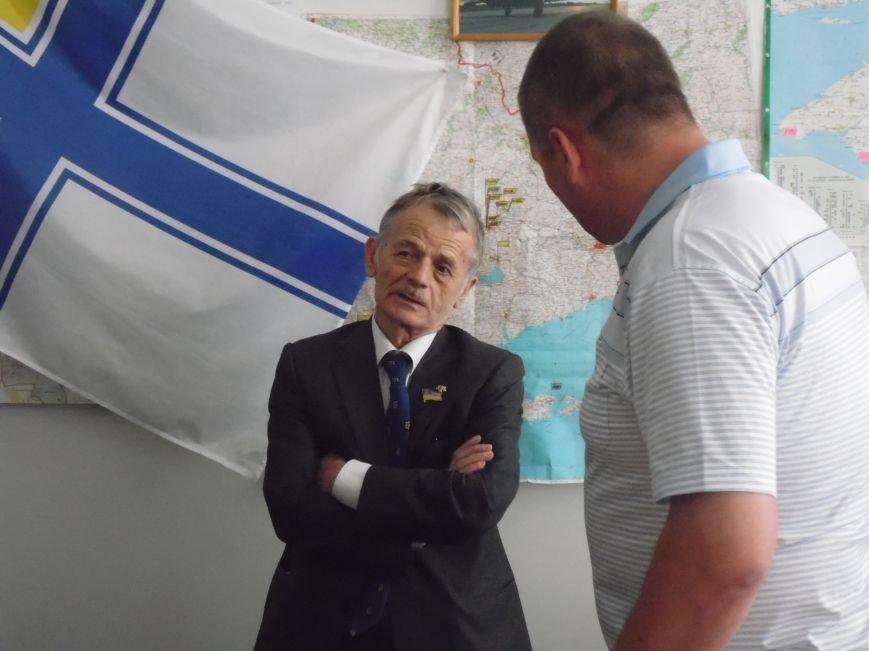 Как Мустафа Джемилев в Днепропетровск приехал (ФОТОРЕПОРТАЖ), фото-24