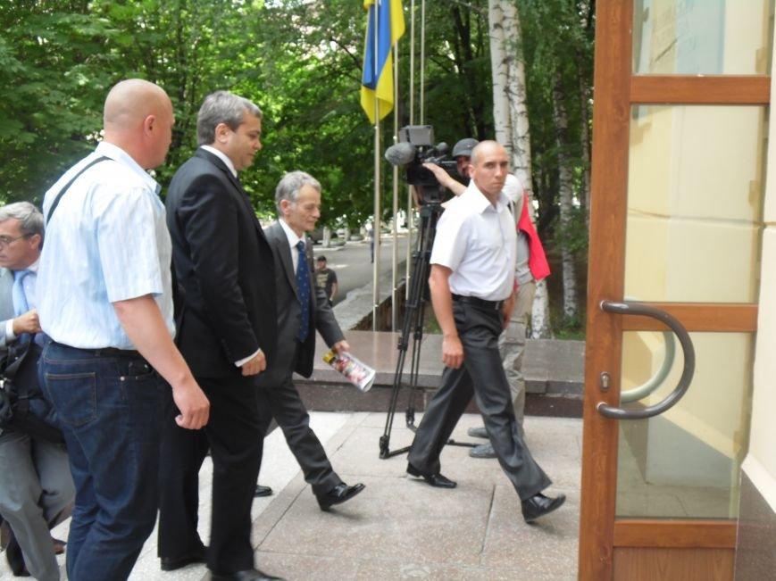 Как Мустафа Джемилев в Днепропетровск приехал (ФОТОРЕПОРТАЖ), фото-3